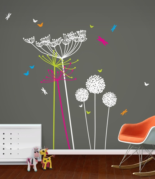 funky wall stickers sass and spice